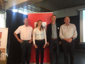 BIPV Nederland bij het Energieontbijt op 20 september 2018