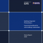 BIPV status rapport 2020 uitgekomen: een praktisch handboek