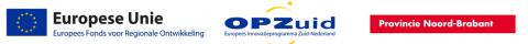 Logo met wit